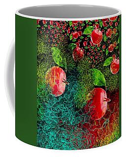 Digital Fruit Coffee Mug