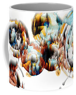 Digital Ghost Sphere 993.042312wh Coffee Mug