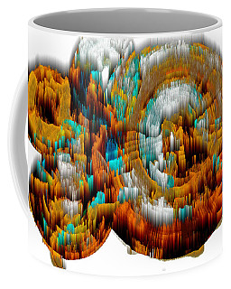 Digital Ghost Sphere 994.042312svwsc Coffee Mug