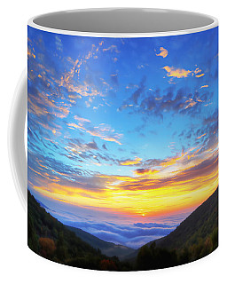 Digital Liquid - Good Morning Virginia Coffee Mug