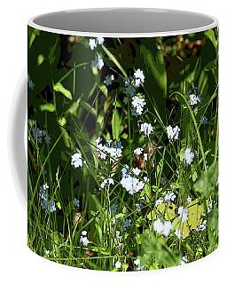 Digital Wildflowers Coffee Mug