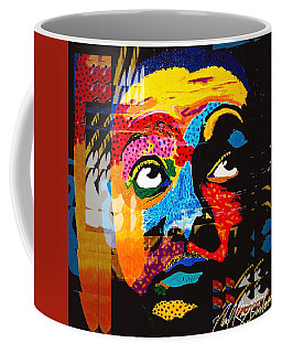 Digital Wynton Marsalis Coffee Mug