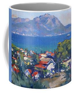 Dilesi And Evia Island Greece Coffee Mug