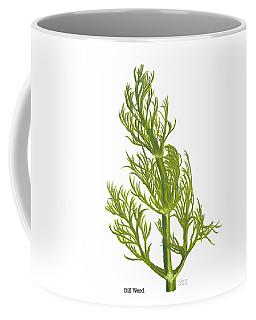 Dill Plant Coffee Mug