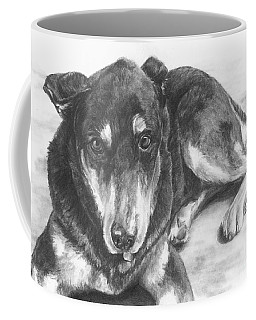Dillon Coffee Mug by Meagan  Visser