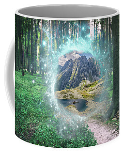 Dimensional Portal Coffee Mug