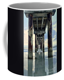 Coffee Mug featuring the photograph Dimensions by LeeAnn Kendall
