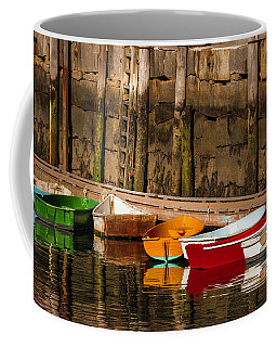 Dinghy Heaven Coffee Mug