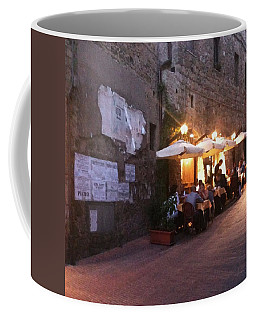 Dining In Tuscany Coffee Mug