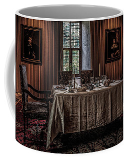 Dining Room In Castle Doorwerth Coffee Mug