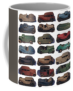 Dinky Car Park Coffee Mug