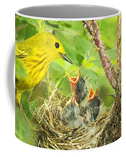 Dinner At The Warblers Coffee Mug