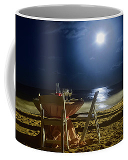 Dinner For Two In The Moonlight Coffee Mug