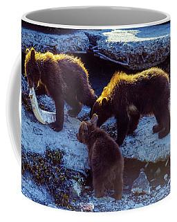 Dinner Is Served Coffee Mug