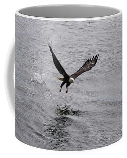 Dinner? Prince Rupert Eagle  Coffee Mug