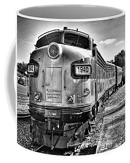 Dinner Train Coffee Mug