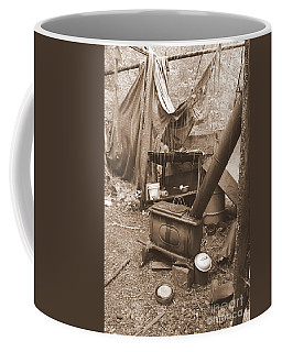 Coffee Mug featuring the photograph Dinner Will Have To Wait by Marie Neder
