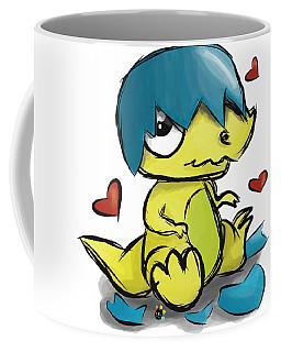 Dino Egg Coffee Mug
