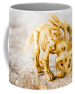Dinosaurs At The Toy Museum  Coffee Mug