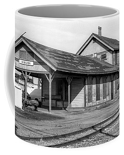 Dinuba Railroad Depot Coffee Mug