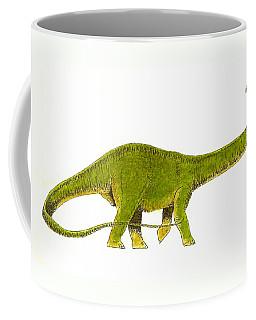 Diplodocus Coffee Mug