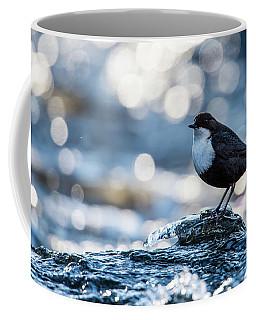 Dipper On Ice Coffee Mug by Torbjorn Swenelius