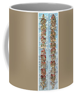Diptych Air Castles Coffee Mug
