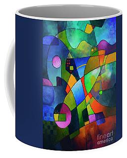Direction North Coffee Mug