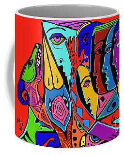 Director Of Chaos Coffee Mug