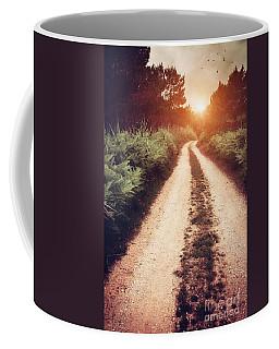 Dirt Trail Coffee Mug