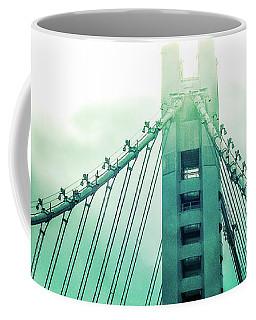 Disappearing Coffee Mug