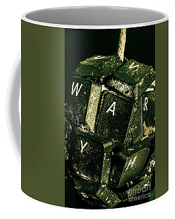Disarming Of Weaponiised Words  Coffee Mug
