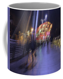 Coffee Mug featuring the photograph Disassembly by Alex Lapidus