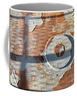 Disc Coffee Mug