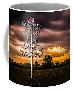 Disc Golf Anyone? Coffee Mug