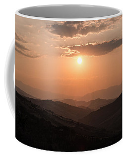 Disciples Of The Sun Coffee Mug