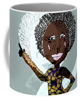 Disco Lady Coffee Mug