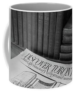 Discover Toronto Coffee Mug