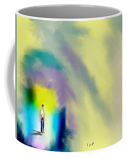 Discovering Color Coffee Mug