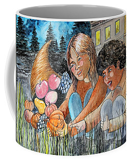 Discovering Heloise O'lantern Coffee Mug