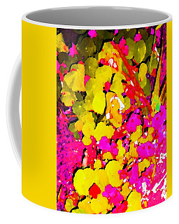 Coffee Mug featuring the digital art Discovering Joy by Winsome Gunning