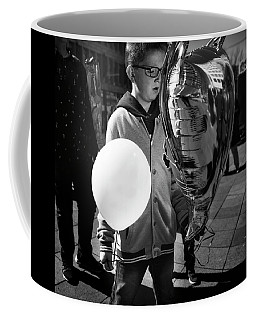 Discovery Of Oneself Coffee Mug