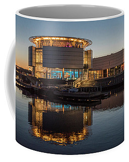 Discovery World Coffee Mug