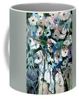 Disney Petunias Coffee Mug