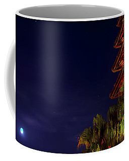Coffee Mug featuring the photograph Disney's Enchanted Tiki Room by Mark Andrew Thomas