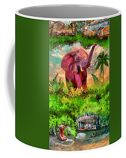 Disney's Jungle Cruise Coffee Mug