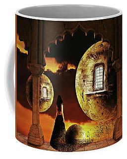 Dispersion Dream Coffee Mug by Mihaela Pater