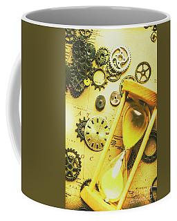 Displacing The Timeline Coffee Mug