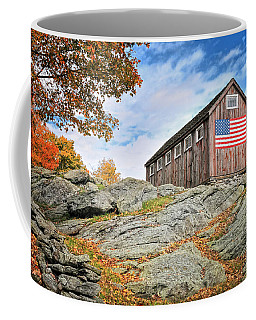 Display Of Colors - Roxbury Barn  Coffee Mug