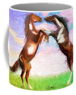 Dispute Coffee Mug